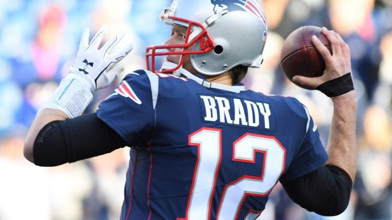 Tom Brady jahib ajaloolist Super Bowli võitu kandis, kus ta vanaisaga lehmi lüpsis