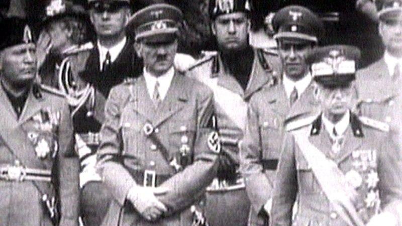 В Польше задержали участников празднования дня рождения Гитлера