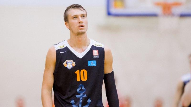Valus! Pärnu Sadam mängis eduseisu maha ja kinkis Balti liiga autsaiderile esimese võidu