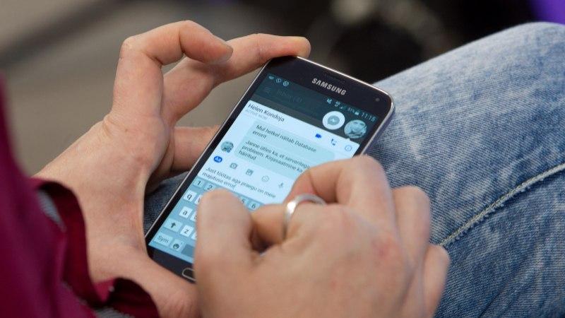 Statistika: eestlased soetasid mullu uusi mobiiltelefone 115 miljoni euro eest