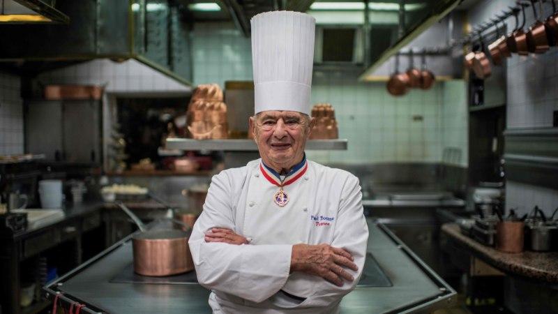 Au revoir, sajandi suurim kokk Paul Bocuse!
