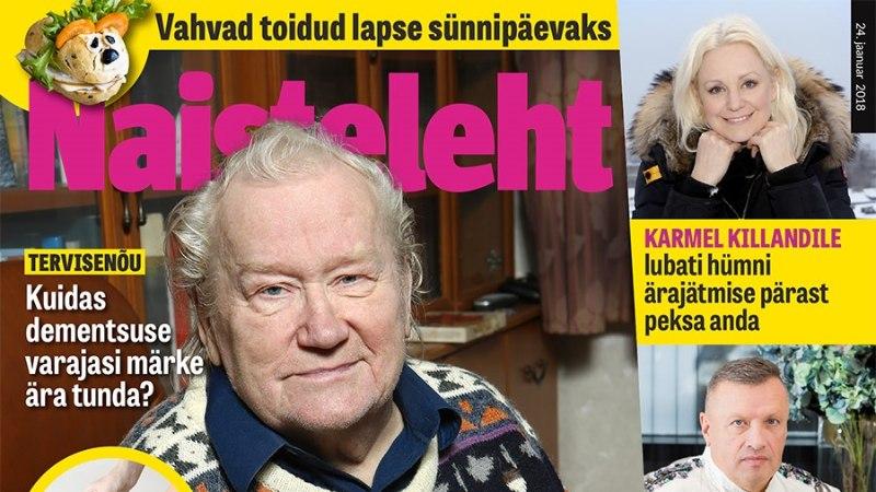 Seitsme kilo võrra kõhnem Karmel Killandi: rasketel hetkedel on minu jaoks väga oluline end välja puhata