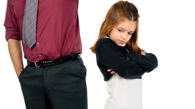 Kuidas käituda, kui laps saab koolis karistada?