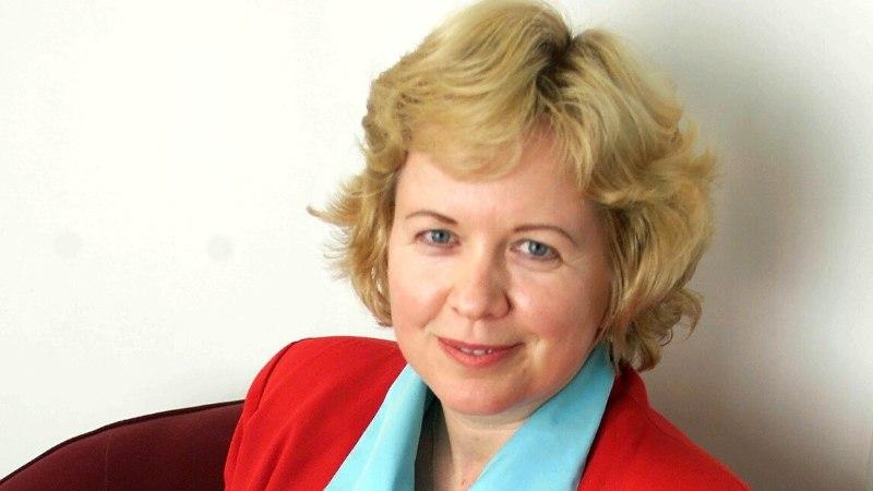 Suri majandusprofessor Ruth Alas