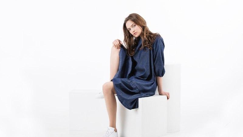 Üdini naiselik Eesti bränd, mille kollektsioonidest võib leida ka maailmakuulsate brändide kangast