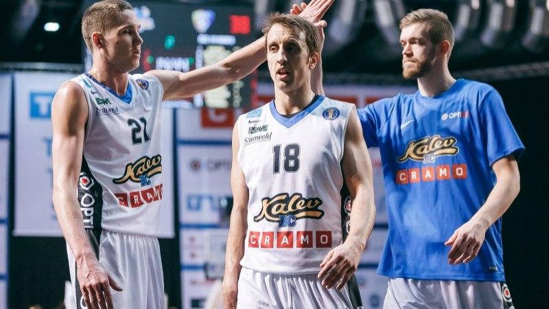 VIIES VEERANDAEG   Heino Enden: Kalev ja CSKA on mõlemad väga südamelähedased meeskonnad