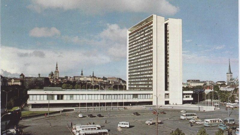 SADA SÜNDMUST, MIS MÕJUTASID EESTIT | 29. koht: hotell Viru oli nõukogude glamuuri esindusasutus