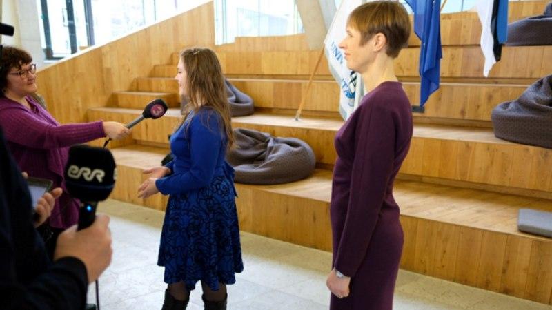 Presidendi töövari Anna: meedia põhjal jääb sellest ametist teine mulje