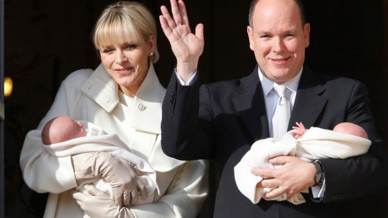 Palju õnne, võrratu Charlene! Monaco vürstinnal täitub täna 40 eluaastat