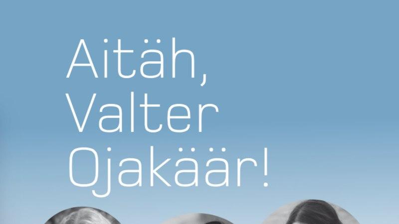 """Džässlauljannad salvestavad tänuplaadi """"Aitäh, Valter Ojakäär!"""""""