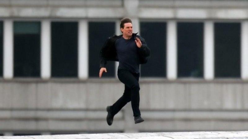 """HULL MEES! Tom Cruise jookseb """"Võimatu missioon 6"""" võtteplatsil ringi katkise hüppeliigesega ning keeldub filmivõtete peatamisest"""