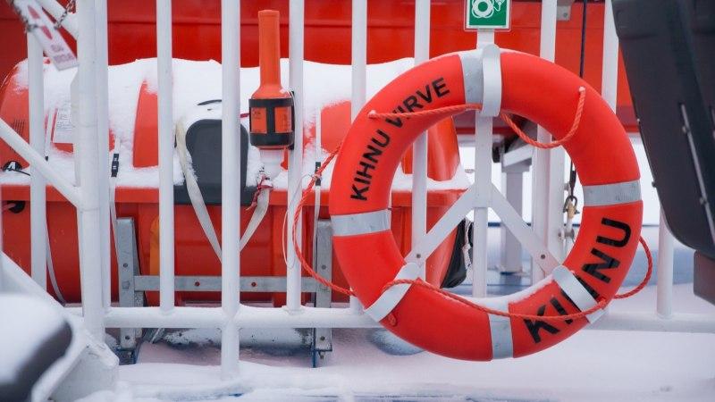 Prognoos: viie aastaga saavad parvlaevad ligi 100 miljonit