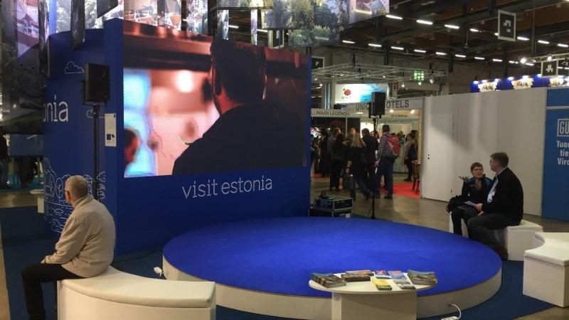 LEIGE HUVI   Ettevõtjad jätsid EASi Soome turismimessil pika ninaga