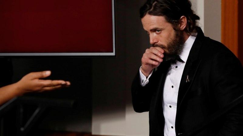 Seksuaalses ahistamises süüdistatud Casey Affleck taandub Oscarite jagamisest