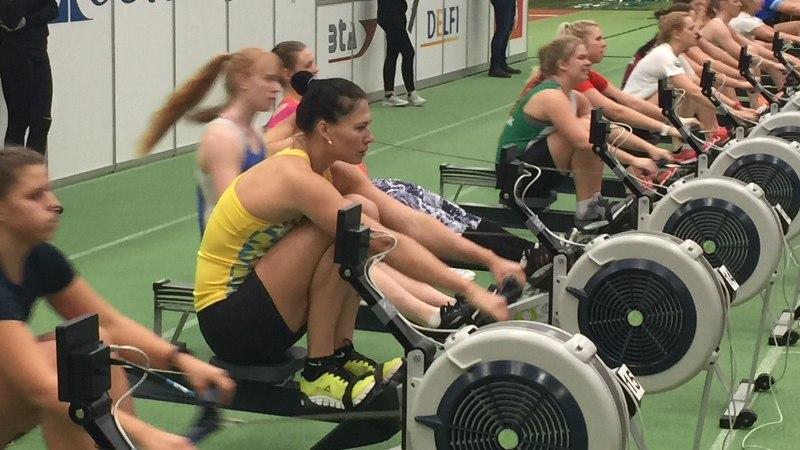Tallinnas püstitati sõudmise maailmarekord!