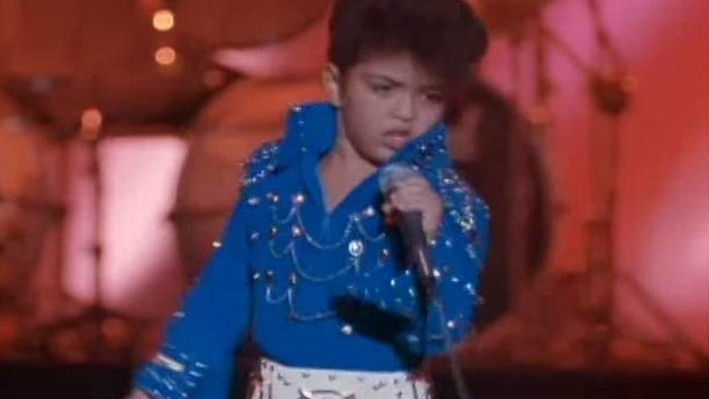 Bruno Marsi verstapostid: Mini-Elvisest megastaariks