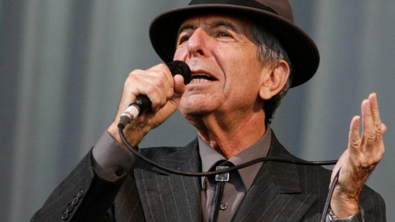 2016. aastal surnud Leonard Cohen võitis esimese Grammy