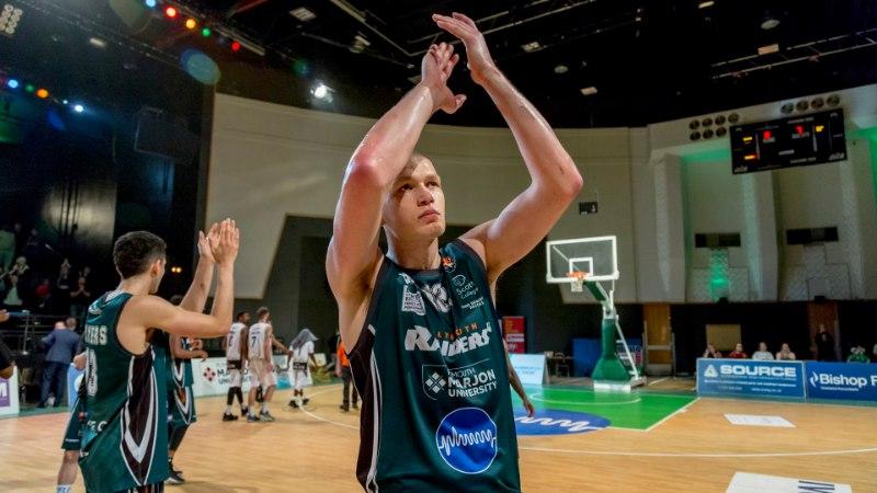 UUES BASKETBALLIS | Joonas Järveläinen pidi Suurbritannias kohanema uue rolliga: rohkem raamidesse surutud mäng nõudis harjumist