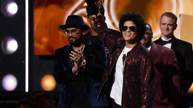 """""""Bruno Mars on rohkem töömees kui staar."""""""
