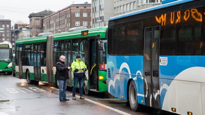 Muutuvad Tallinna linnaliinibusside sõiduplaanid