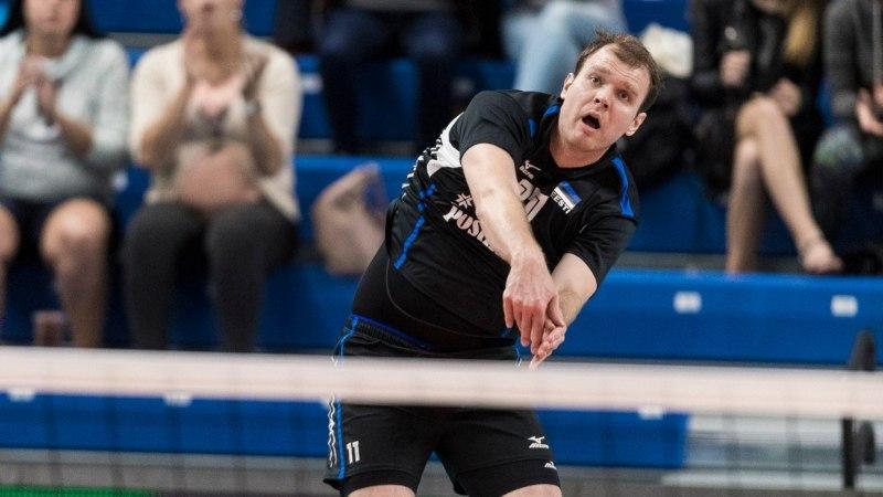 Oliver Venno püss paukus võimsalt ning eestlane edenes eurosarjas veerandfinaali