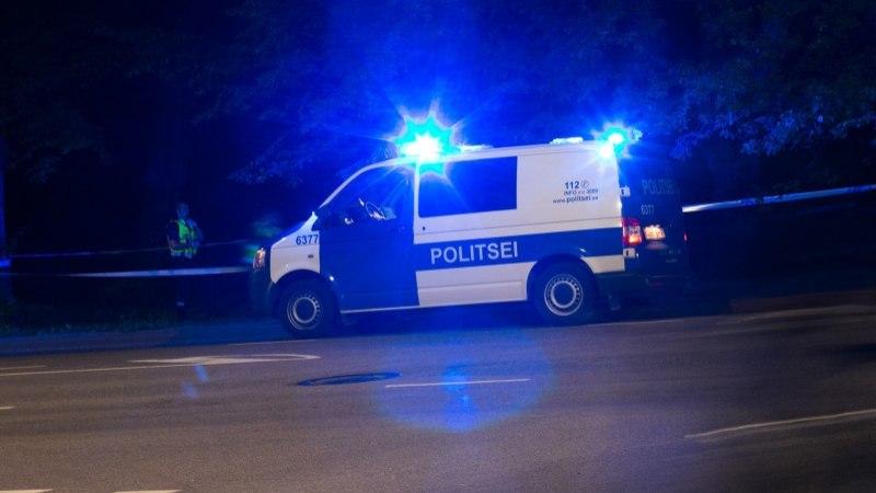LIBE TEE! Tartumaal põrkasid kokku veok ja sõiduauto, mille juht sai viga