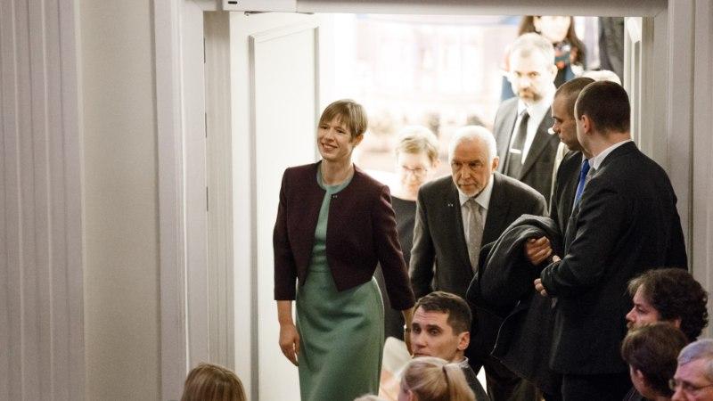 President Kaljulaid: lugege oma Tammsaared kapsaks, noored, aga lugege!