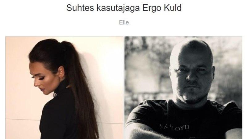 KAUA SEMMINUD TELEPAAR: Grete Klein ja Ergo Kuld panid FBs leivad ühte kappi