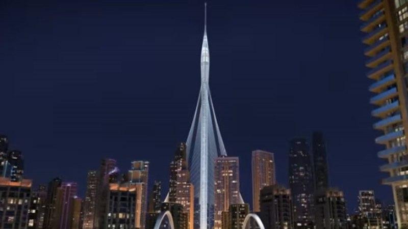 Dubaisse rajatakse Burj Khalifah'st veel kõrgem hoone