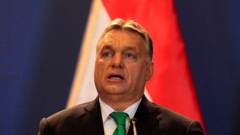 JÄRJEKINDEL: Ungari peaminister näeb põgenikes moslemi sissetungijaid