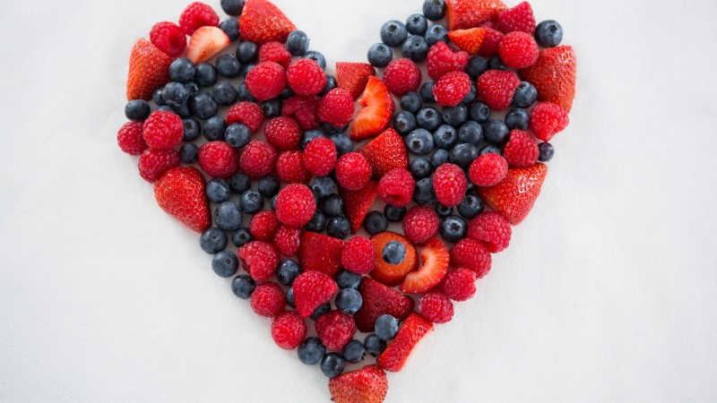 10 toitu, mis aitavad SÜDAME tervena hoida