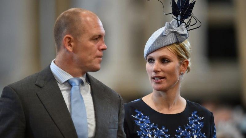 Printsess Anne'i tütar ootab pärast raseduse katkemist taas last