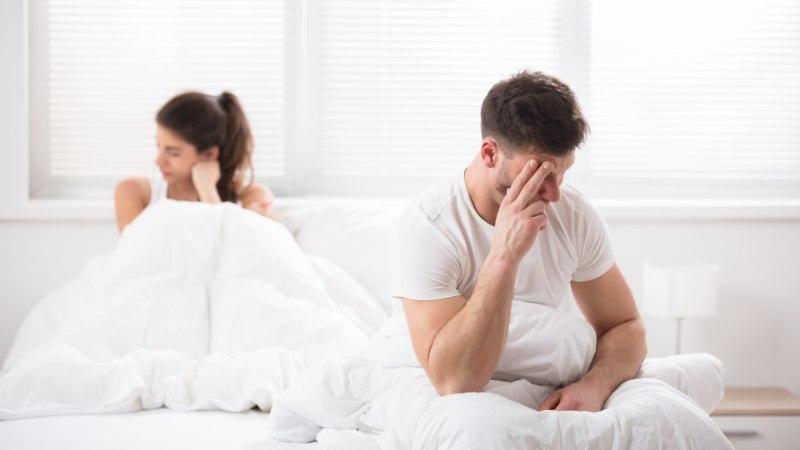 KUI TÕMME VAIBUB: kuidas parandada seksivaba suhet?