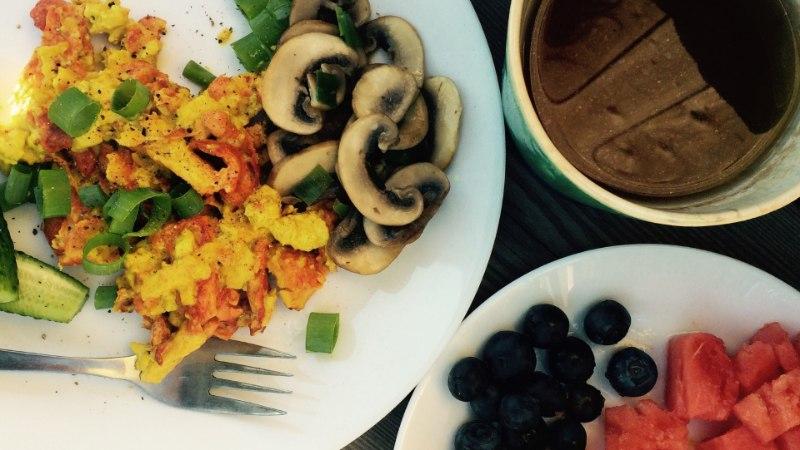 RETSEPT | Armastad hommikul süüa munaputru? Siis maitseb sulle kindlasti ka see alternatiiv!