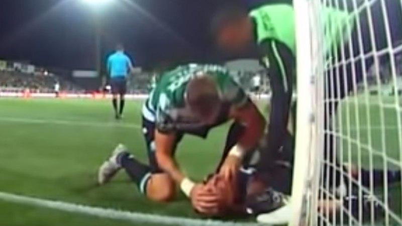 VIDEO | Endine Liverpooli mängija päästis Portugali kõrgliigas meeskonnakaaslase elu