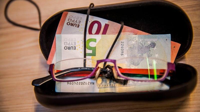 Силламяэские пенсионеры получат от города по 15 евро