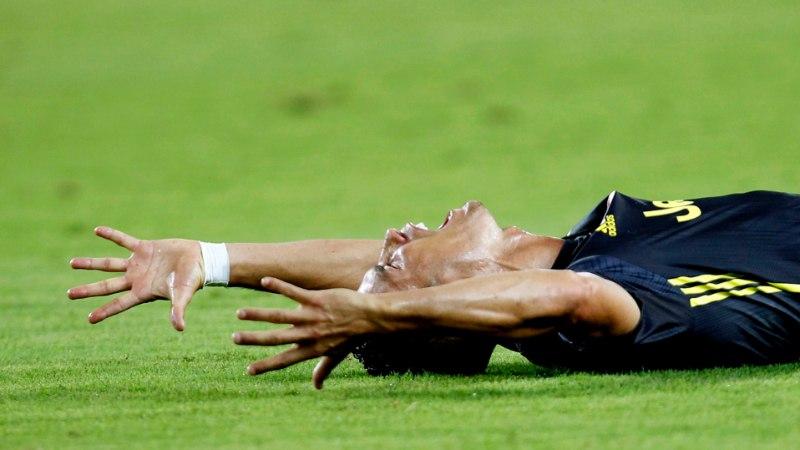 Põnev teooria: kas Madridi Real püüab Cristiano Ronaldo mainet maa alla tampida?