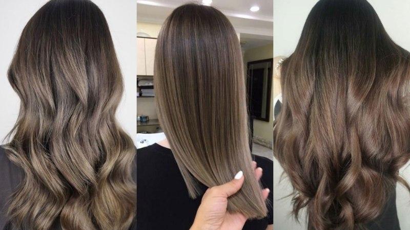Почему стоит выбрать шоколадный цвет волос на эту осень