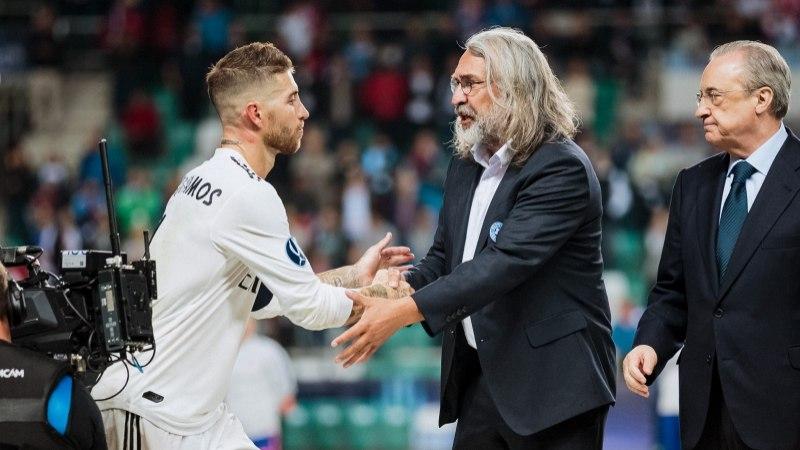 UEFA tõstis toetuseid, Eesti teenib enam kui miljon eurot