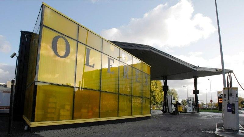 Olerex, Circle K и Neste повысили цены на бензин до 1,43 евро за литр