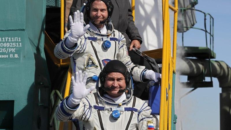 HÄDAOLUKORD: Vene kosmoselaeva Sojuz MS-10 meeskond pääses hädamaandumisel eluga
