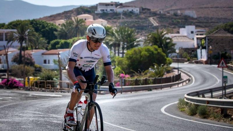 NII SEE JUHTUS | Sport 11:10: ultratriatleet Ratasepp rassib Kanaaridel, vehklemisringkonda tabas valus kaotus
