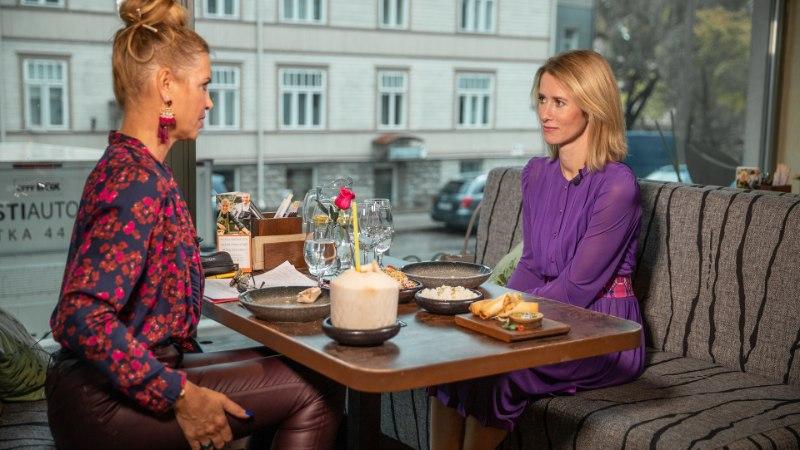 VIDEOINTERVJUU | Kaja Kallas: oma vanemate pealt ütlen, et hea suhte saladus on, et emale on kõige olulisem isa ja isale ema