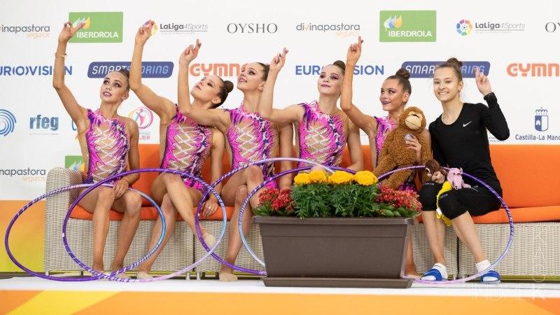 Наша гимнастка Беляева завоевала серебряную медаль на юношеских Олимпийских играх