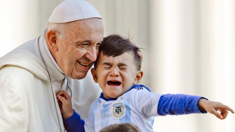Папа Римский сравнил аборт с заказным убийством