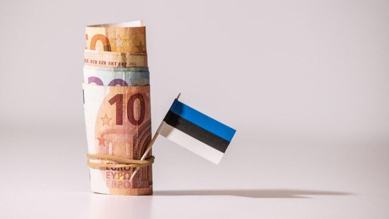 GRAAFIK | Eesti on Baseli rahapesutabelis heal kohal