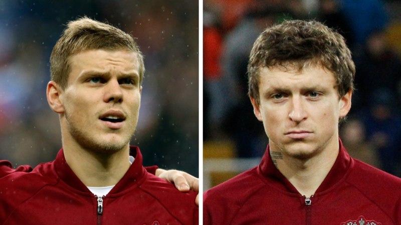 Футболистам Кокорину и Мамаеву грозит до семи лет колонии