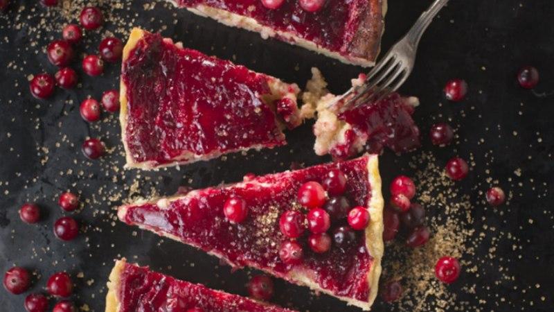 Jõhvika-vanillikreemi kook