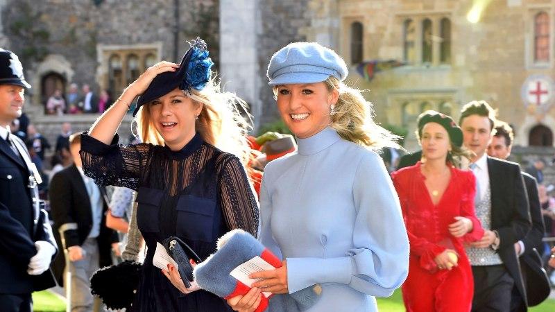 Demi Moore maadles printsess Eugenie pulma saabudes ootamatu probleemiga