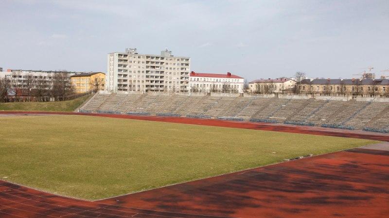 Vene hiid ajab oma esimest Euroopa kinnisvaraprojekti püsti Kalevi staadioni kõrvale